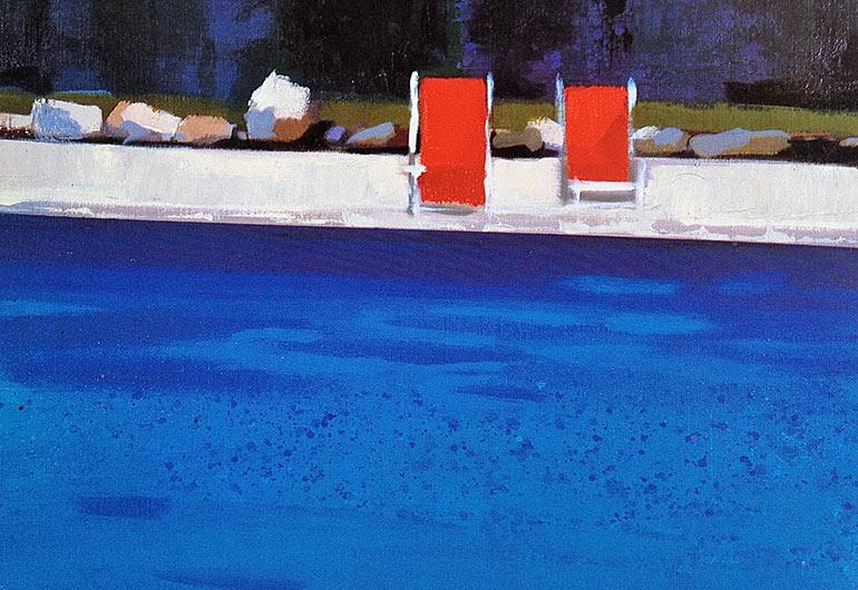 galerie herm s raoul bruckert artiste peintre golfe saint tropez. Black Bedroom Furniture Sets. Home Design Ideas